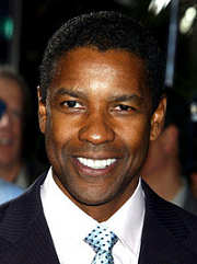 Denzel Washington - American Gangster - The New Ridley Scott Film Starring Russell Crowe and Denzel Washington